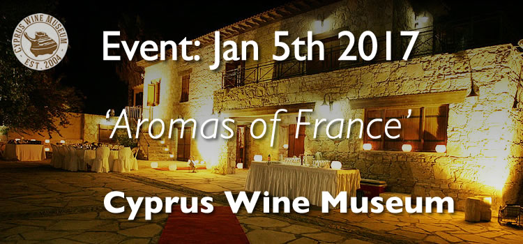 Aromas Of France Event Cyprus