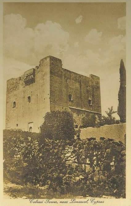 Kolossi Castle Cyprus