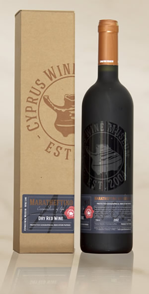 Maratheftiko Red Wine Product Image