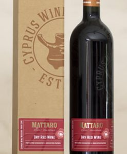 Mattaro Red Wine Product Image