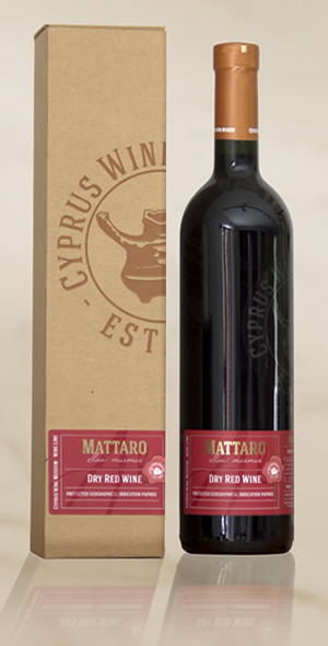 Mattaro Red Wine Product Image