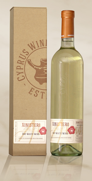Xinisteri White Wine Main Product