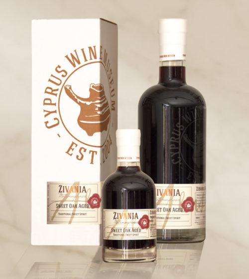 Zivania Sweet Oak Product