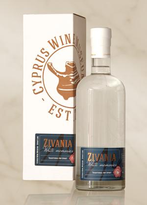 Zivania White Memories Product