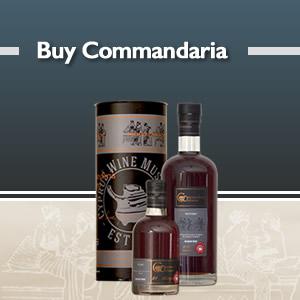 Commandaria Line - Cyprus Wine Museum Senses