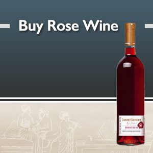 Rose Wine - Cyprus Wine Museum Senses