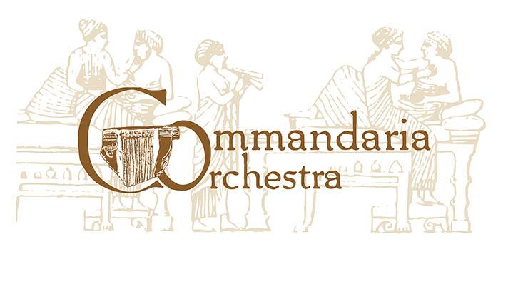 COMMANDARIA ORCHESTRA BANNER