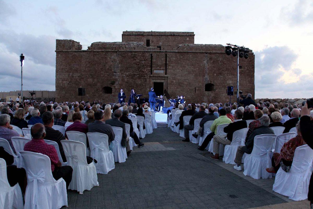 Commandaria Orchestra at Paphos Castle